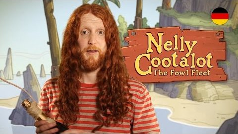Nelly Cootalot The Fowl Fleet - Trailer (Launch)