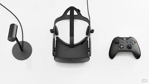 Oculus Rift CV1 - Launch-Trailer