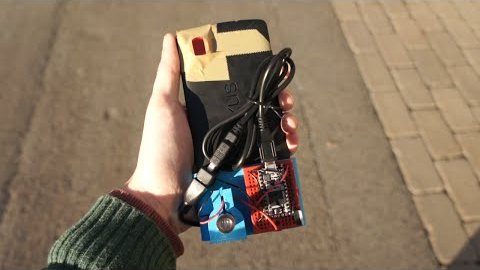Mini Laser Entfernungsmesser : Laser entfernungsmesser für das smartphone mit video golem