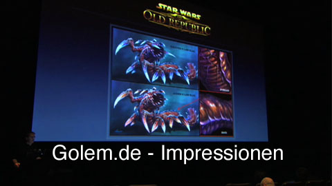 Star Wars The Old Republic - Impressionen
