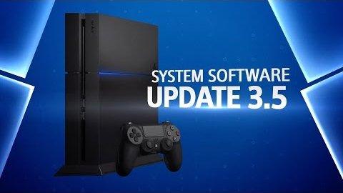 Playstation 4 - Firmware 3.50 Update Musashi (Trailer)