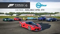Forza 6 (New Top Gear Car Pack mit Chris Evans) - Trailer