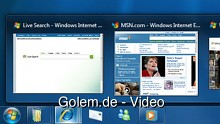 Windows 7 Live Demo - PDC 2008