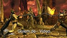 Mortal Kombat vs DC Universe - Impressionen und Trailer