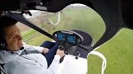 Erster bemannter Flug des Volocopter - E-Volo
