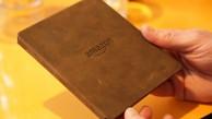 Amazon Kindle Oasis - Hands on