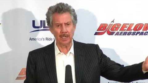 Pressekonferenz Bigelow Aerospace kooperiert mit ULA