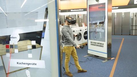 Saturns VR-Küchen angesehen