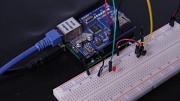 Temperatur messen und senden mit dem Arduino