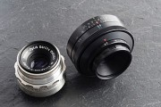 Meyer-Optik Trioplan f2.9 50mm (Kickstarter-Video)
