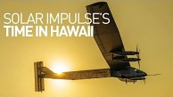 Solar Impulse in Hawaii