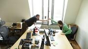 Mitmachprojekt Der Kampf um die Bürotemperatur