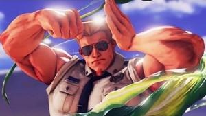 Street Fighter 5 - Trailer (Guile)