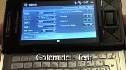 Sony Ericsson Xperia X1 - Test