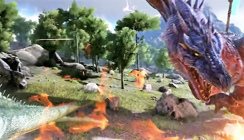 ARK Survival of the Fittest - Trailer (Ankündigung, PS4)
