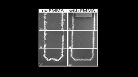 Nanodraht-Akku mit Polymergel