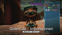 Little Big Planet - Impressionen