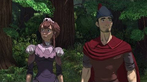 Kings Quest - Trailer (Kapitel 3 Im Turm erobert)