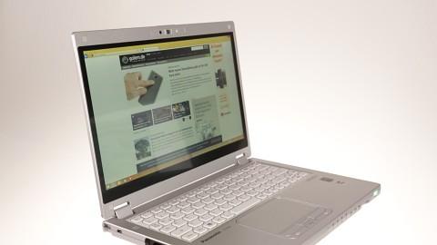 Panasonic Toughbook CF-MX4 - Fazit