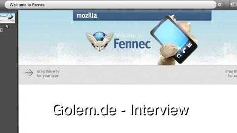 Aza Raskin - Firefox Mobile (deutsch)