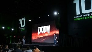 Doom - Trailer Nvidia (Vulkan API auf Geforce GTX 1080)