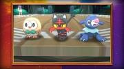 Pokémon Sonne und Mond - Trailer (Starter-Pokémon)