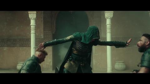 Assassin's Creed - Filmtrailer
