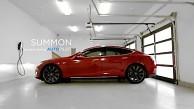 Model S parkt autonom aus mit Summon - Tesla Motors