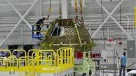 Bau der Raumfähre CST-100 - Boeing