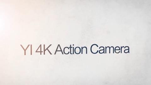 Xiaomi YI 4K (Herstellervideo)