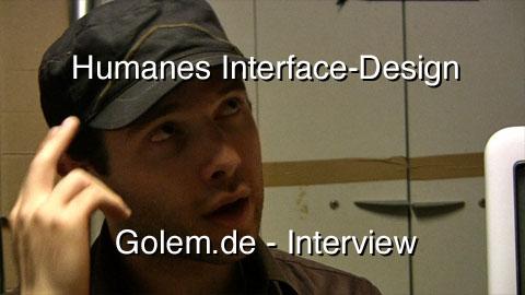 Aza Raskin - Humane Interface-Design (english)
