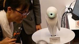 Fujitsu Robopin angesehen