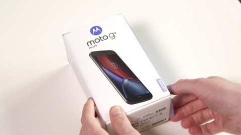 Lenovos Moto G4 Plus - Hands on