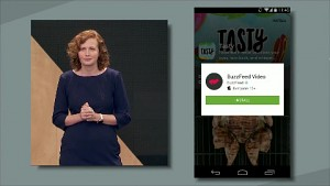 Google Instant Apps - Demonstration (Google IO)