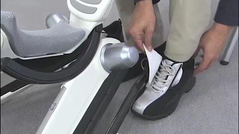 Experimentelles System zur Laufunterstützung von Honda