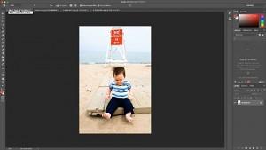Adobe Photoshop Content Aware Crop (Herstellervideo)