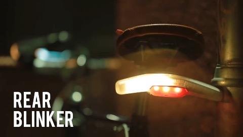 velohub blinkers kickstartervideo video. Black Bedroom Furniture Sets. Home Design Ideas