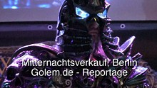World of Warcraft Wrath of the Lich King Mitternachtsverkauf, Berlin - Reportage