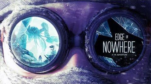 Edge of Nowhere (Oculus Rift) - Trailer (Launch)