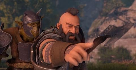 Die Zwerge (Das Videospiel zum Buch) - Trailer