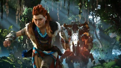 Horizon Zero Dawn - Trailer (E3 2016)