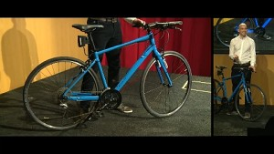 Open Bike (Herstellervideo)