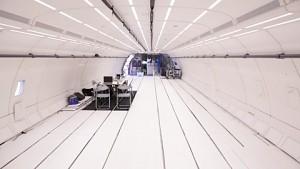 Das Parabelflugzeug Zero G - Interview