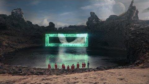HPEs Werbung zu Star Trek