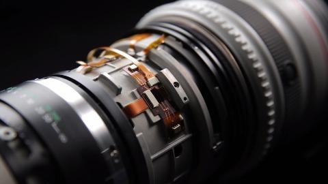 Canon EF200-400mm Extender - Herstellervideo