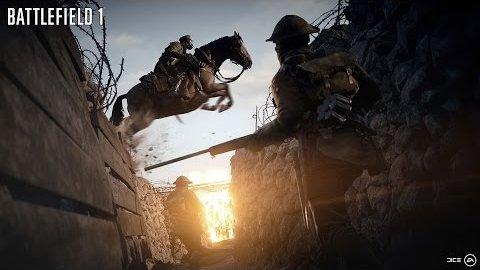 Battlefield 1 - Trailer (Gameplay E3 2016)
