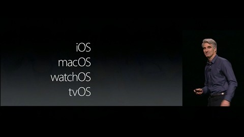 Apple MacOS (WWDC 2016)