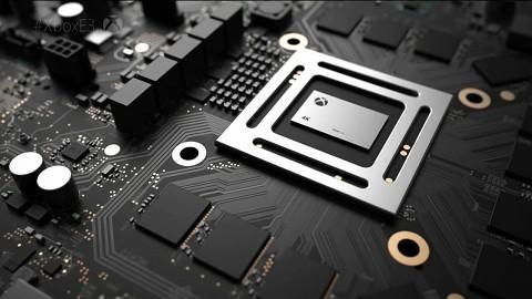 Xbox One Project Scorpio - Ankündigung (E3 2016)