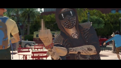 Watchdogs 2 - Trailer (E3 2016)