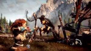 Horizon Zero Dawn - Gameplay (E3 2016)